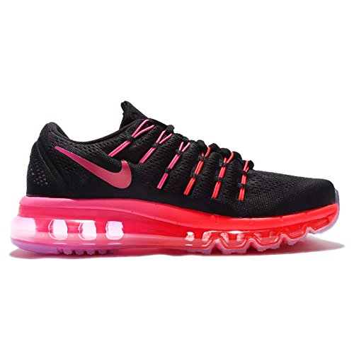 Nike  806772-006,  Damen Trail Runnins Sneakers Schwarz