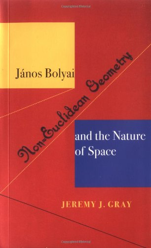 Janos Bolyai, Non-Euclidean Geometry and the Nature of Space (Publications of the Burndy Library)
