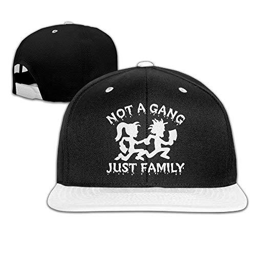 Hatchet Man Not A Gang Adjustable Snapback Baseball Cap Hip-hop Hats QW4816