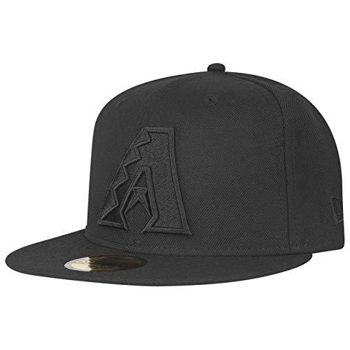 New Era 59Fifty Cap - MLB Black Arizona Diamondbacks - 7 1/2 -