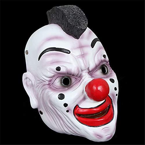 NUOKAI Slipknot Serie Maske Film Thema Maske Live-Knoten Clown, ()