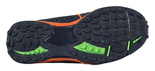 marine Reece marine orange Hockey Schuhe Kinder Kinder Schuhe orange Wave orange Wave marine Hockey Reece marine HWEwqX