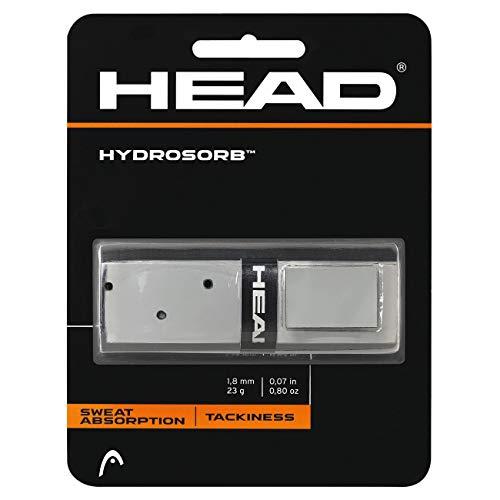 HEAD Unisex- Erwachsene Hydrosorb Griffband, Grey/Black, One Size