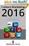 Content Marketing 2016: Influencer, T...