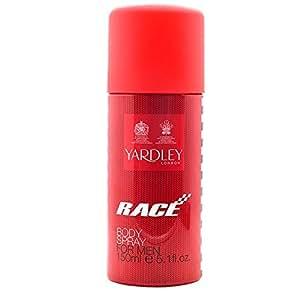 Yardley Race Deo, 150ml
