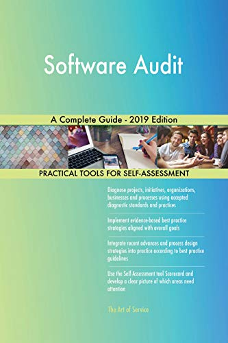 Software Audit A Complete Guide - 2019 Edition (English Edition)