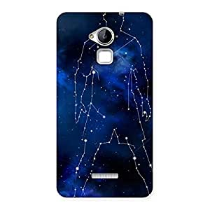 NEO WORLD Remarkable Star Man Back Case Cover for Coolpad Note 3