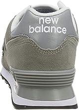 New Balance 574v2 Core', Sneaker Uomo, Sintetico, Grigio, 41.5 EU
