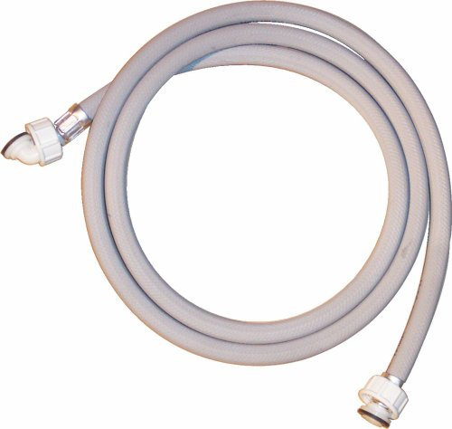 Regiplast TAMAL20 - Tubo de entrada de agua para lavadora (tubo de entrada recto, salida acodada, 20...