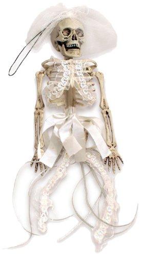 Folat 23673 - Hängendes Skelett - Dekoration, Circa 35 cm