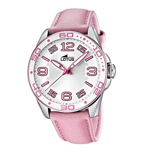 87c71cd43a96 Lotus 15783 3 - Reloj analógico de cuarzo para mujer