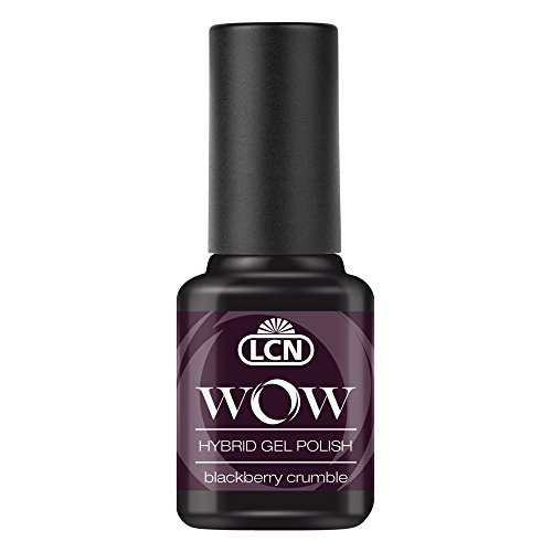 LCN WOW Hybrid Gel Polish, Blackberry Crumble