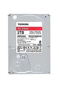 "interno: TOSHIBA P300 Disco duro interno 2 TB – 3,5"" (pulgadas) – Disco duro SATA (HDD) –..."