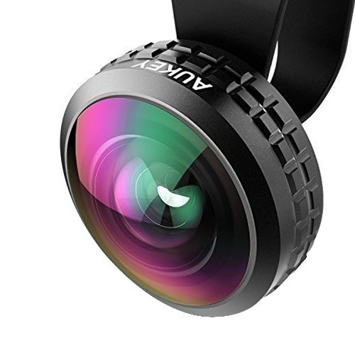 AUKEY Super Wide Angle Lens - 0.2 Times Phone Lens with 238°Lens...