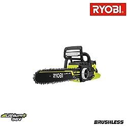 Ryobi RCS36B35HI Tronçonneuse Électrique sans fil Guide 35 cm