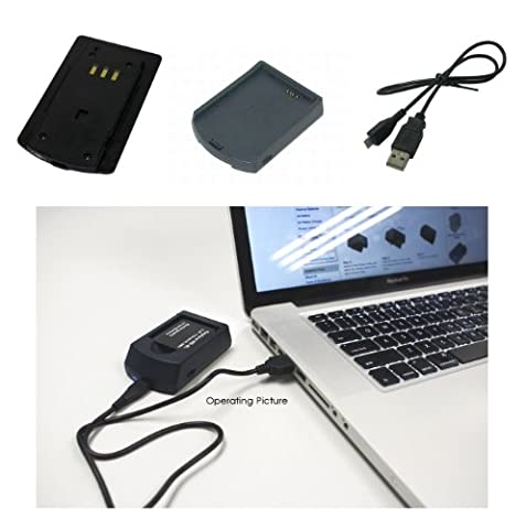 PowerSmart Digital Camera/Cell Phone/ Mobile Phone USB Battery Charger/Power Adapter