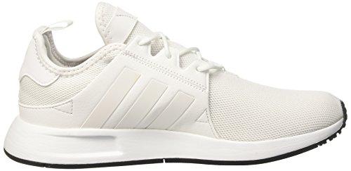 adidas X_PLR, Chaussures de Running Homme, Bianco Blanc (Vintage White/footwear White/core Black)