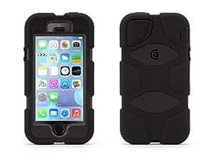 Griffin Rugged Case Survivor for iPhone 5 / 5S / SE, Black