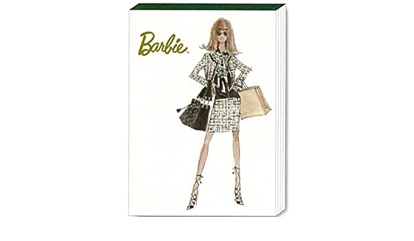 BB4 S2042746 Sun-Star Stationery Barbie note B7 My favorite tweed ...