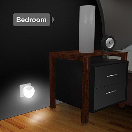 LED-Night-Light-TeckNet-Plug-and-Play-Automatic-Wall-Lights-With-3-Lighting-Modes-Dual-Motion-Light-Sensor-Warm-White-Light-Energy-Saving-Design-For-Nurseries-Childrens-Bedroom-Living-room