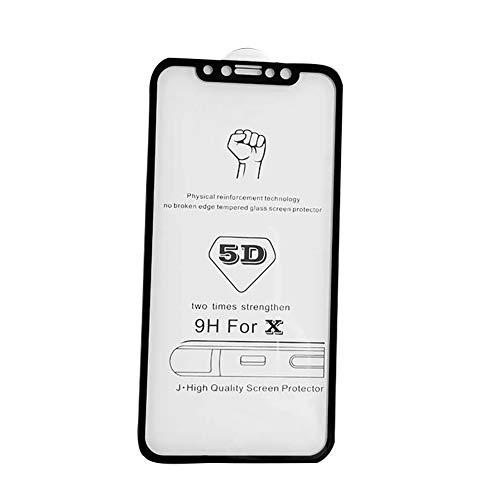 Iphone X-Schirm-Schutz Ausgeglichenes Glas-Schirm-Schutz für Iphone