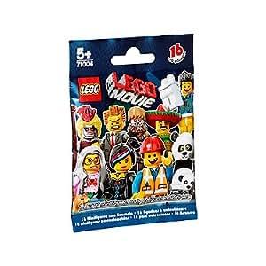 The Lego Movie – 71004 – Sachet Minifigures – 1 Figurine Aléatoire (Import Royaume-Uni)