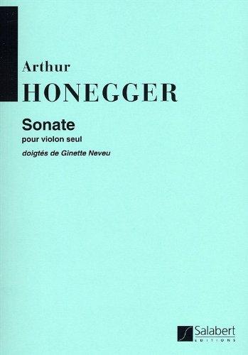 Sonate Violon
