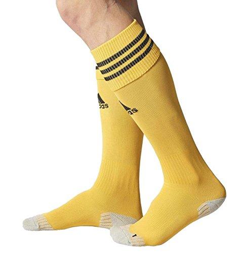 adidas Herren Fußballsocken Adisocks 12, X20992 - Einzelne Paare - Gelb (Sunshine/Black) , Preisvergleich
