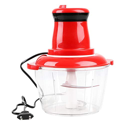 YouN Electric Meat Grinder Food Chopper Processor Kitchen Blender EU Plug (D21) (Und Chopper Blender)