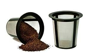 Keurig My K-Cup 2-Pack Reusable Coffee Basket Mesh Filter for B30 B31 Mini B40 B50 B60 B70, Garden, Haus, Garten, Rasen, Wartung