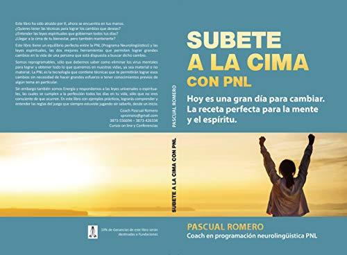 SUBETE A LA CIMA CON PNL eBook: PASCUAL ROMERO: Amazon.es ...