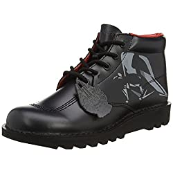 kickers darth vader print lthr am, men's ankle boots - 41 2B 2Bc8pwbVL - Kickers Darth Vader Print Lthr Am, Men's Ankle Boots