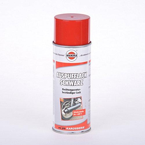 Auspufflack schwarz 650 Grad 400 ml