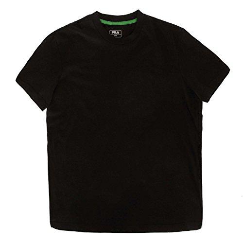 fila-oberbekleidung-t-shirt-pour-homme-raoul-homme-t-shirt-raoul-men-noir