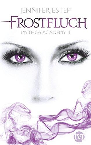 Buchcover Frostfluch: Mythos Academy 2