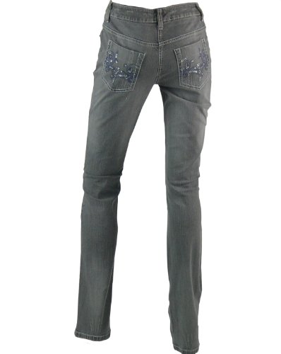 Moods -  Jeans  - Straight  - Donna Nero