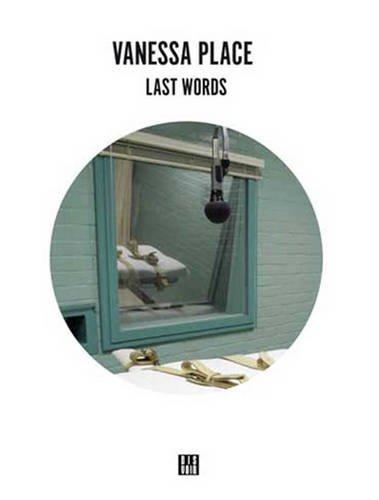 Last words (1CD audio) par Vanessa Place