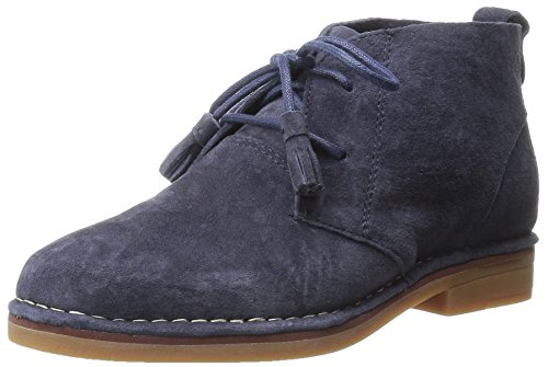 Hush Puppies - Cyra Catelyn, Stivali Donna Blu (Blu (Navy Suede))