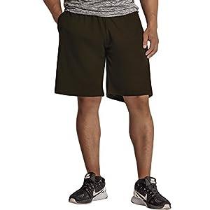 KomPrexx Sporthose Herren Kurz mit Taschen – Schnell Trocknend – Fitness Sport Shorts mit Kordelzug Kurze Trainingshose