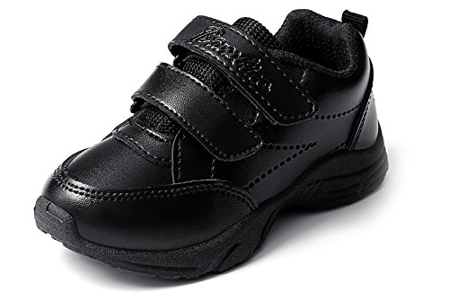 Liberty Unisex School Shoes Black (Size 11C UK/Age 4.5-5 Year/Length 19.45Cms)