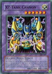 Yu-Gi-Oh! - XZ-Tank Cannon (MFC-053) - Magicians Force - 1st Edition - Super Rare by Yu-Gi-Oh!