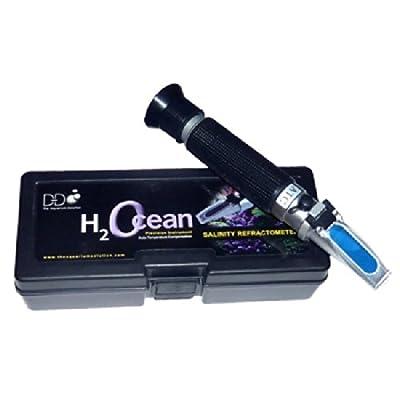 D-D Aquarium Solutions H20 Salinity Refractometer
