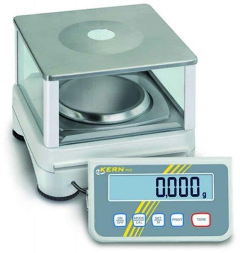 Kern & Sohn wlpi250PCD Serie Präzisions-Waage, 105mm Durchmesser Plattform, 250g Bereich, 0.001g dehnungsstreifenstechnike Graduierung (250g Serie)