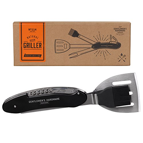 Wild and Wolf Gentlemen's Hardware Barbecue Multi...