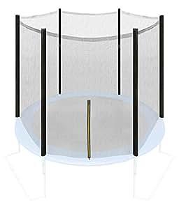 Ultrasport Rete di Sicurezza per Trampolino da Giardino Ultrasport Jumper, Blu e Rosa (Modelli Dal Maggio 2014), 305 cm