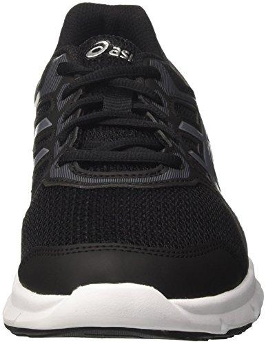 Asics Gel-Excite 5, Chaussures de Running Compétition Homme Noir (Schwarz/carbon/Silber)