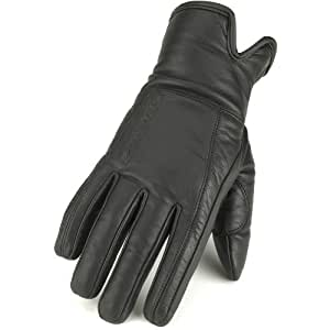 Spada Leather Gloves Free Ride WP Black