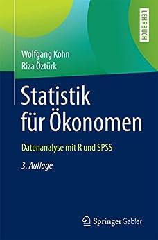 Descargar Con Torrents Statistik für Ökonomen: Datenanalyse mit R und SPSS (Springer-Lehrbuch) Como Bajar PDF Gratis