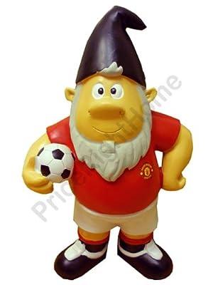 ManU Gartenzwerg Manchester United Zwerg von Cartoons4you bei Du und dein Garten