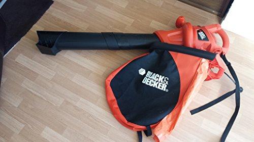 Black & Decker–Aspiratore/soffiatore/Trituratore 2600W gw2600-qs